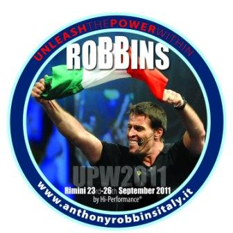 Anthony robbins upw london 2014